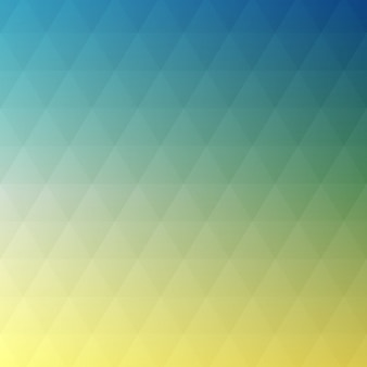 Fundo de cor gradiente geométrica