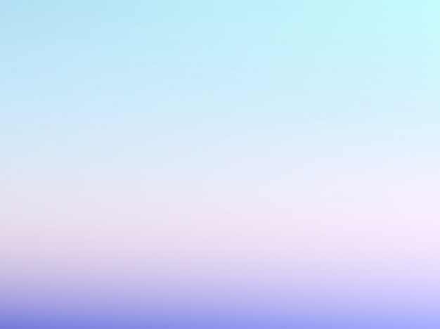 Fundo de cor pastel suave violeta fresco azul