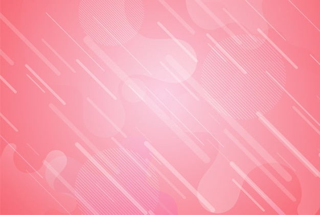 Fundo de cor rosa líquido dinâmico