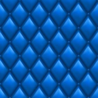 Fundo de couro azul