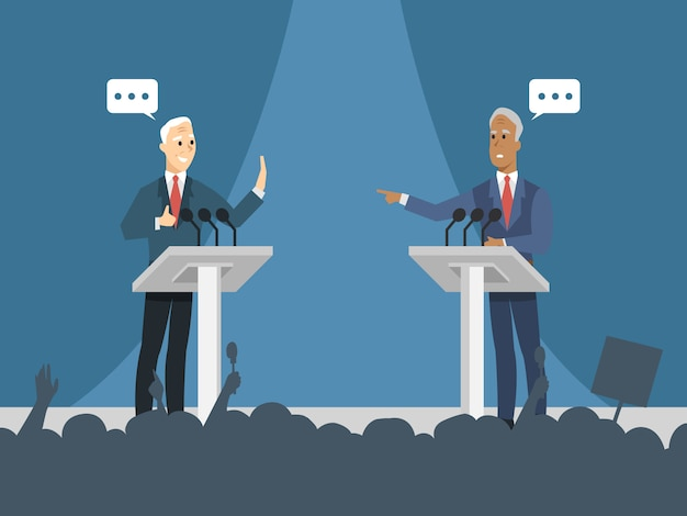 Fundo de debate político