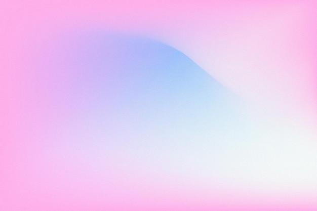 Fundo de desfoque de gradiente pastel