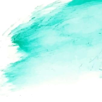 Fundo de design de aquarela moderna e abstrata