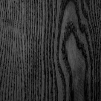 Fundo de design texturizado de madeira preta