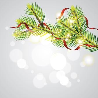 Fundo de dia de Natal