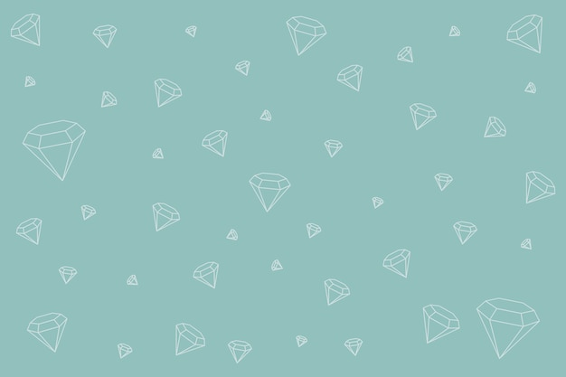 Fundo de diamante estampado