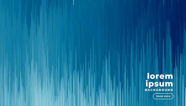 Fundo de efeito de arte falha digital azul