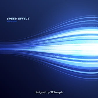 Fundo de efeito de velocidade