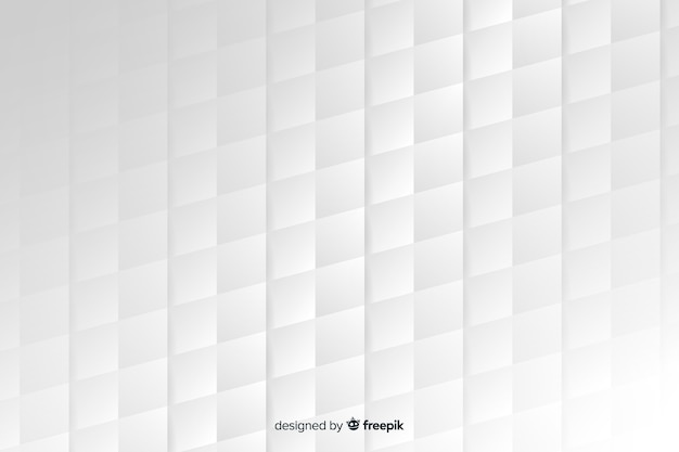 Fundo de estilo geométrico de papel