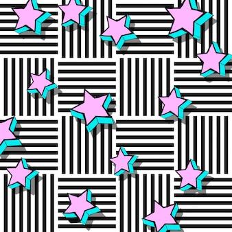 Fundo de estrelas