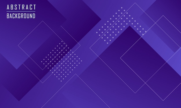 Fundo de forma geométrica abstrata moderna