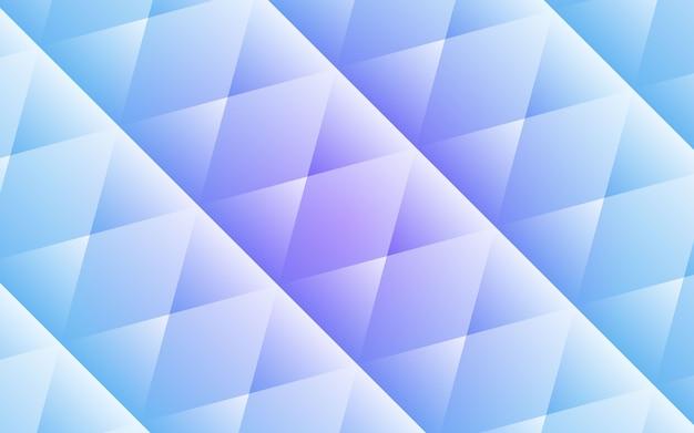 Fundo de formas geométricas abstratas em azul