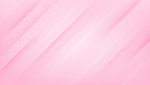 Fundo de formas modernas rosa abstrato
