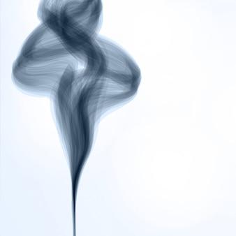 Fundo de fumo - composição abstrata ilustração, conceito de arte