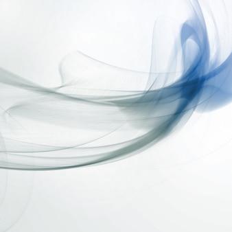 Fundo de fumo. ilustração abstrata composição