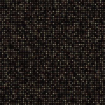 Fundo de glitter dourados discoteca.