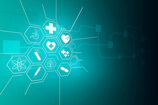 Fundo de inovação médica ciência cuidados de saúde