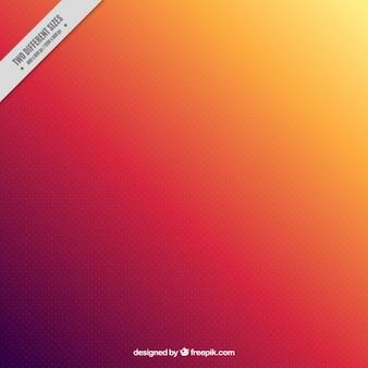 Fundo de intervalo mínimo avermelhada
