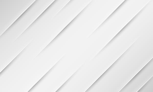 Fundo de linhas de sombra de textura abstrata branca. um design totalmente novo para o seu folheto.