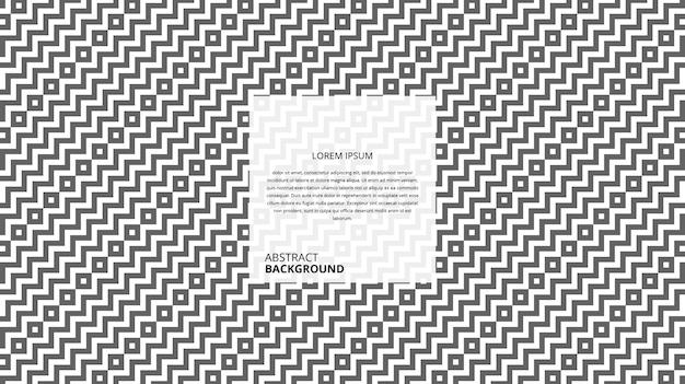 Fundo de linhas em zigue-zague decorativo geométrico abstrato