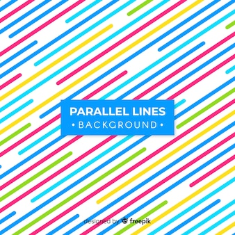 Fundo de linhas paralelas