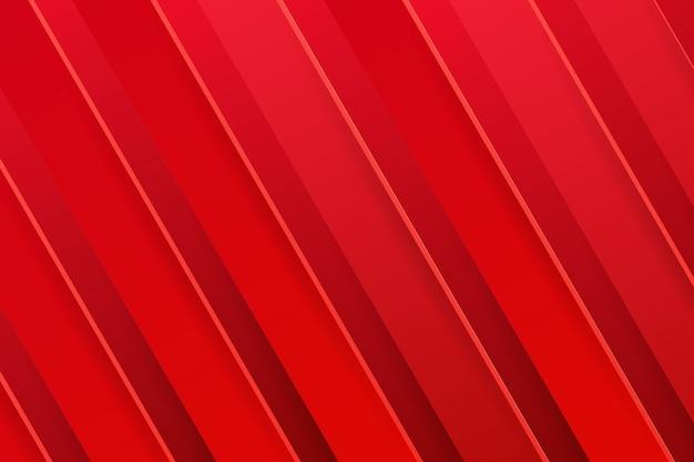 Fundo de listra vermelha