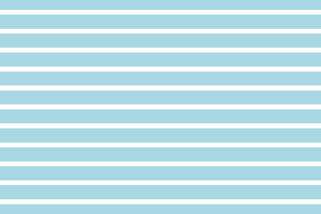 Fundo de listras azuis pastel padrão simples