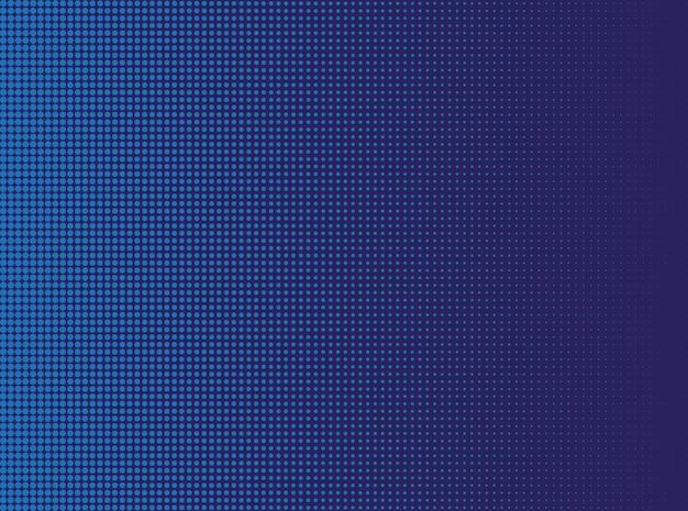 Fundo de meio-tom abstrato azul