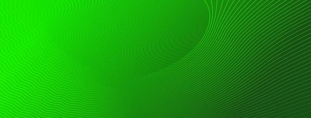 Fundo de meio-tom abstrato de pequenos pontos e linhas onduladas em cores verdes