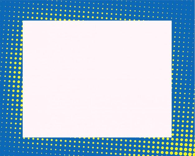 Fundo de meio-tom abstrato mínimo