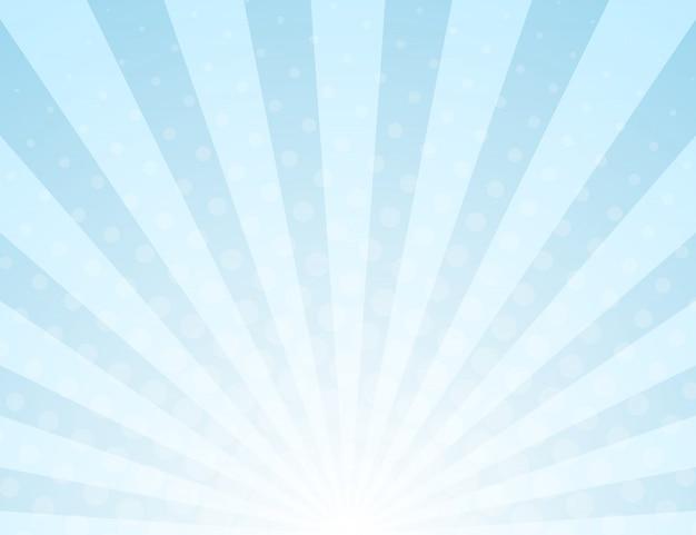 Fundo de meio-tom abstrato raios de luz