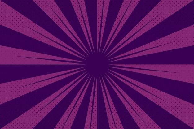 Fundo de meio-tom abstrato roxo