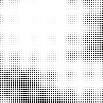 Fundo de meio-tom abstrato