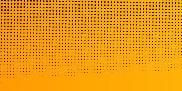 Fundo de meio-tom amarelo moderno