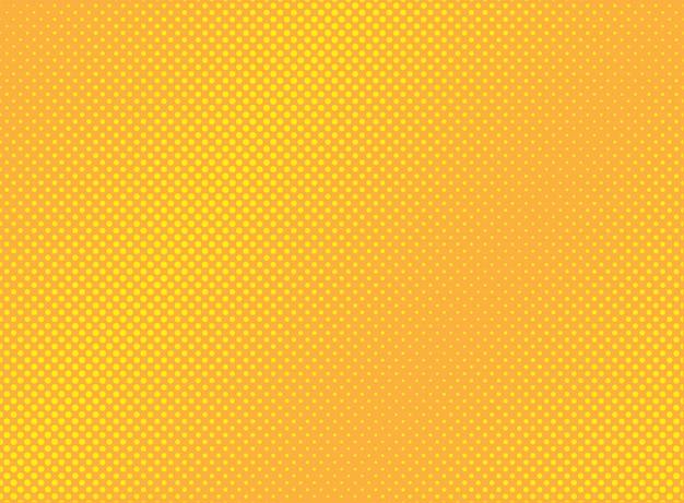 Fundo de meio-tom amarelo
