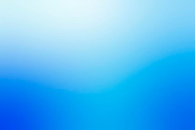 Fundo de meio-tom azul em branco