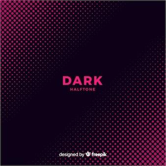 Fundo de meio-tom escuro