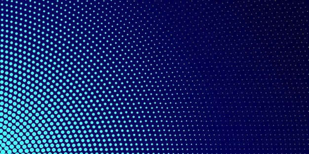 Fundo de meio-tom moderno azul