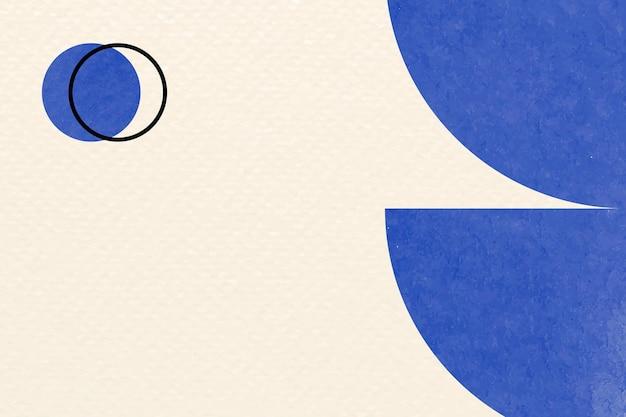 Fundo de memphis simples abstrato