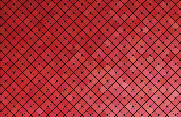 Fundo de mosaico colorido