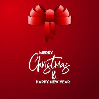 Fundo de natal feliz de 2019