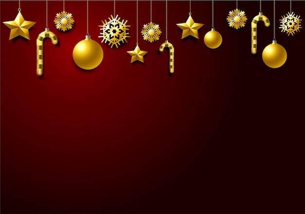 Fundo de natal. pode ser útil para o design do cartão de feriado.