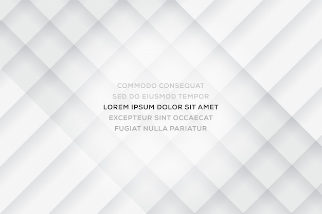Fundo de negócios branco abstrato elegante e minimalista com linhas brilhantes