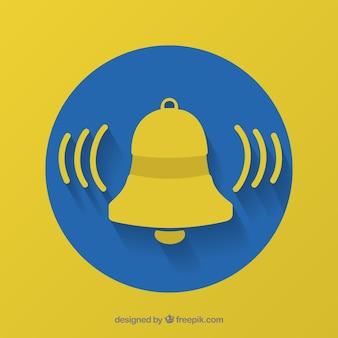 Fundo de notificação do bell