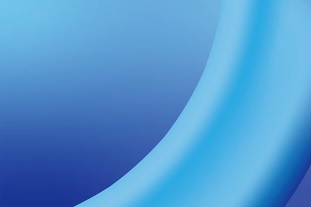 Fundo de onda azul clara