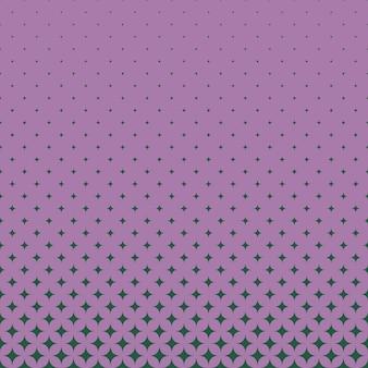 Fundo de padrão de estrelas curvas de meio tom abstratos geométricos abstratos