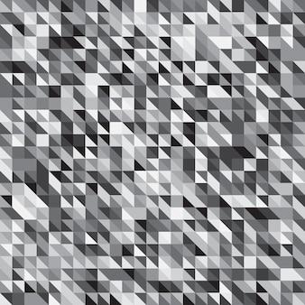 Fundo de padrão de faixa de cor cinza pixelizada