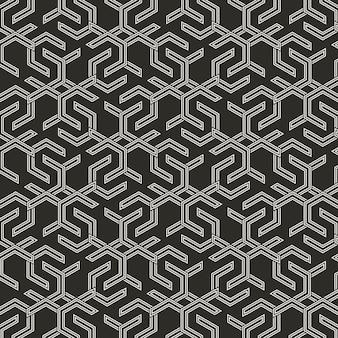 Fundo de padrão geométrico