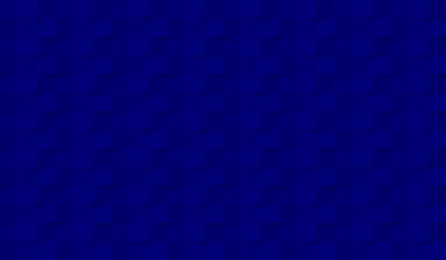 Fundo de papel abstrato com sombras em cores azuis