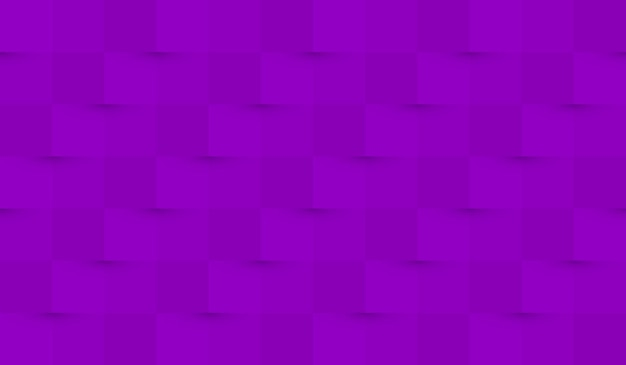 Fundo de papel abstrato e sombras em cores roxas